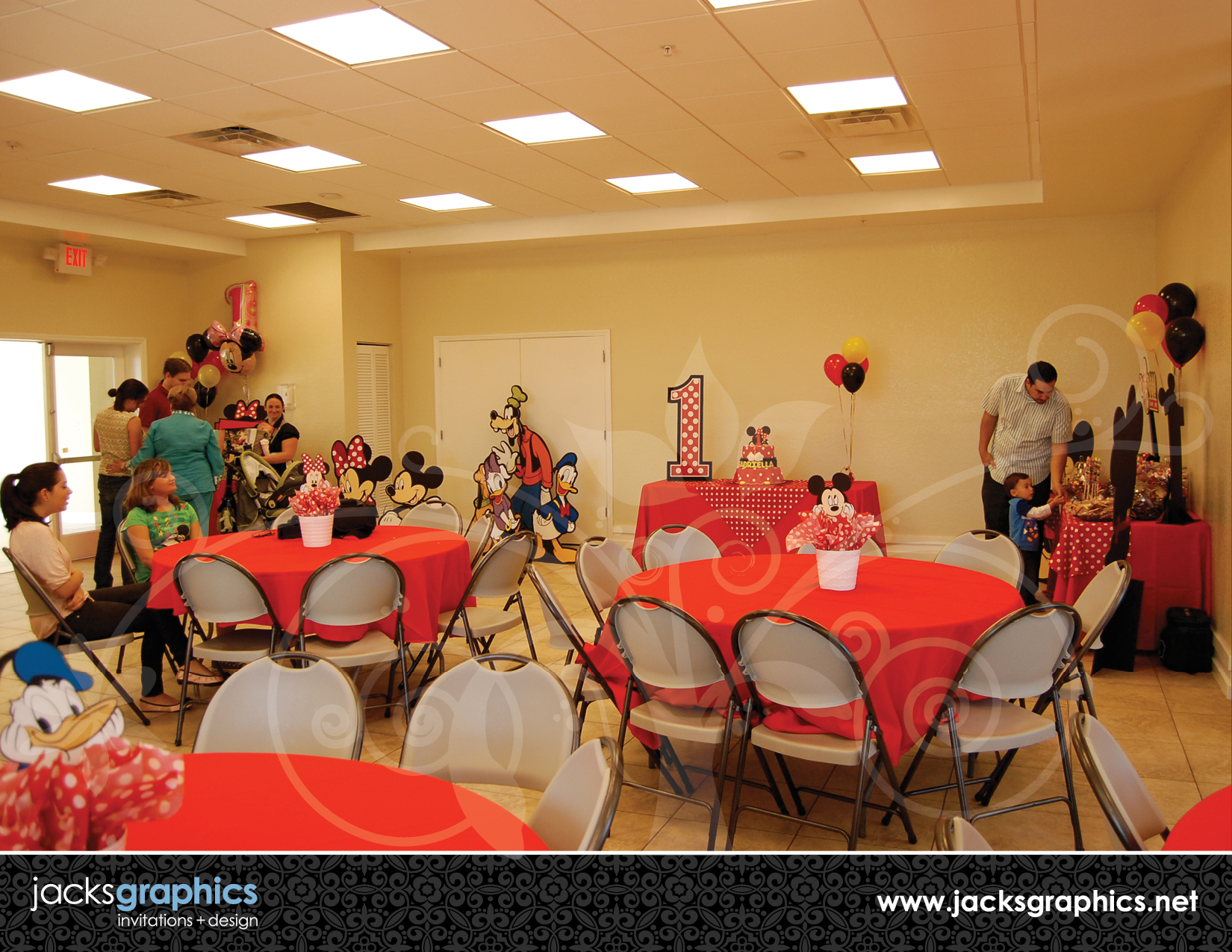 Mickey mouse clubhouse party design i heart graphic design